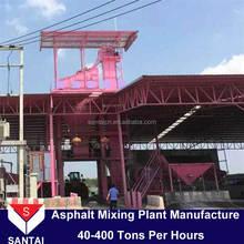 asphalt producing equipment
