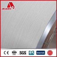AA1100 & AA3003 aluminium composite panel roof