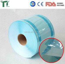 Factory direct sales Medical Grade EO & Steam/Gamma-ray Sterilization Heat Sealing Gusseted Roll