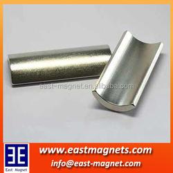 Neodymium Magnets for running machine/treadmill permanent magnet DC motor