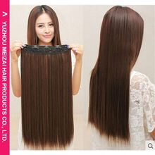 Professional Factory Cheap Wholesale novel design straight hair piece human hair ponytail from direct factory