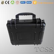 waterproof shockproof hard plastic tool case NO.TC-2610