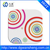 Anti slip heat resistant silicone glass mat/coffee cup pad china supplier