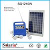 Multifunction panel 20w 12v solar street lights system price list