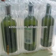 bolsa de plástico de embalaje de burbuja de aire para protección