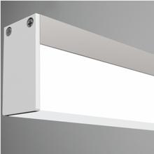 high quality CE driver pendant linear light, 5000lm,CRI>80, power factor 0.95, linear led light 55w