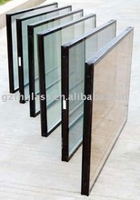 Clear Tempered Insulated glass 5MM+9A+5MM