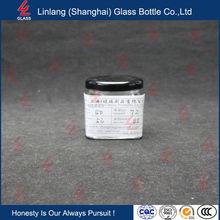 Wholesale Manufacturer China 30g Honey Glass Bottle