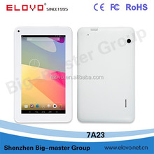 """cheap quality 7inch dual core tablet PC AllwinnerA23 dual core 7""""tablet PC two camera wifi-version 7""""dual core tablet PC"""