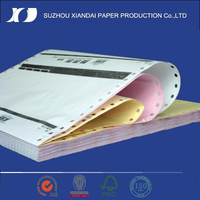 2014 widely used perforated carbonless paper