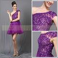 cy62641 estrella brillante eevening corto vestido de vestidos de alta costura