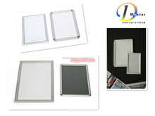 high quality low price various size snap frame aluminum