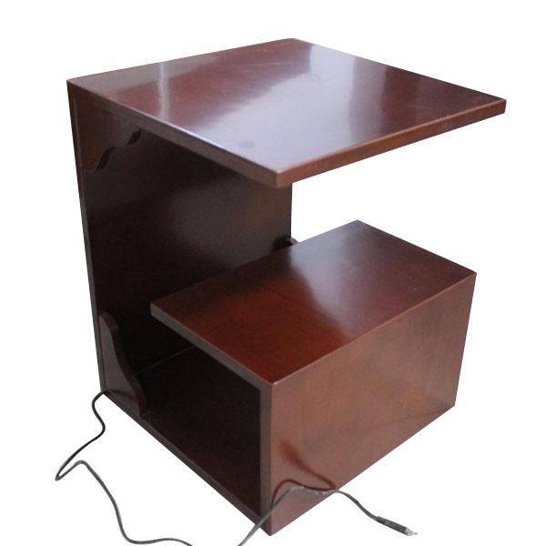 Nouveau classique qi qi meubles table induction chargeur for Meuble chargeur induction