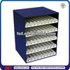 TSD-A774 cigarette cabinets with pusher/acrylic tobacco and cigarette display/acrylic counter top display cases