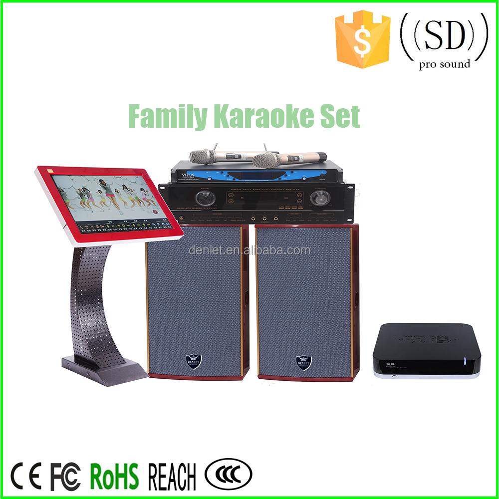 high end karaoke machine