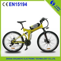 New 26 inch folding electric mountain bike for sale A9