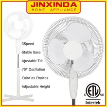 16inch electric pedestal standing fan hot sell in america