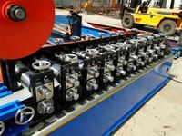 Drywall Galvanized Sheet Light Steel Profiles Metal Stud/Track Roll Forming Machine ud cd uw cw profiles