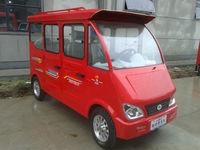 China 8 seats mini van/electric car manufacturer