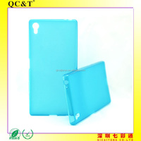 Waterproof Pudding Soft TPU Cover For Sony Ericsson mobile phone Case