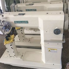 Siruba P727 Second Hand Reconditioned Used Shoe Post Bed Sewing Machine Price