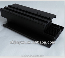 Building and Industry 6063 alloy t5 aluminum profile extrusion made as your drawing or sample