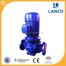 ISG series stainless steel direct type pipeline chemical corrosion-resistant centrifugal pump