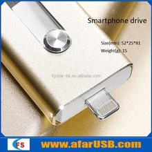 1gb 2gb 4gb 8gb 16gb OTG smartphone USB pendrive for iphone usb stick memory for iphone 2.0 usb flash drive