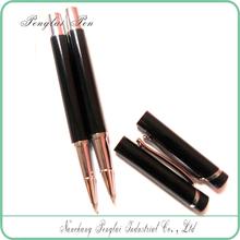2015 Branded metal classic luxury gift metal gel pen