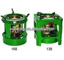 el fuego de la marca de la rueda de queroseno de mecha estufa