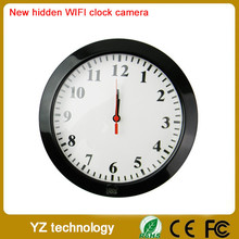 Attractive New Design Home Security Outdoor P2p Ip clock Camera P2p+wifi YZ004