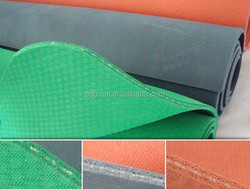 different thickness waterproof yoga mat/ rubber yoga mat with bag