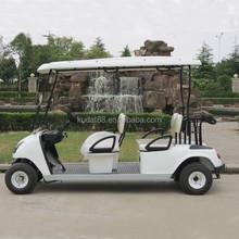 CE certificated Classic electric vintage golf car DG-C4