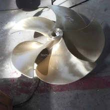 Marine Fixed Pitch 5B 35 Inches Propeller