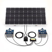 china solar panels 100watt solar pv module solar system for home use