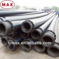 Polyethylene Water Drain Pipe HDPE Water Drainage Pipe