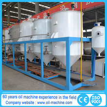 2015 Hot selling Sunflower Oil Refining