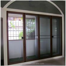 security bi fold/folding screen door