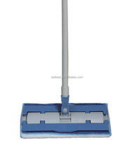 Microfiber Cleaning Flat Dust Mop Sweeper