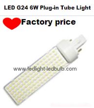 led bulb replace g24 26w high power plc 2 pin llamp- trade assurance supplier