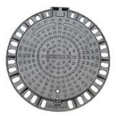 Water meter cast iron manhole cover price / hot sale cast iron manhole cover