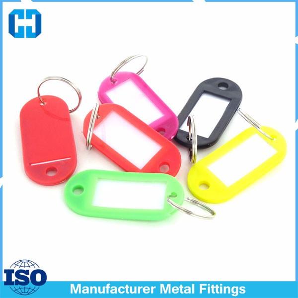 key ring tag