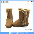 Moda para mujer de nieve zapatos de invierno