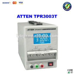ATTEN TPR3003T Regulated DC power supply Variable 0-30V / 0-3A, Single channel output power supply