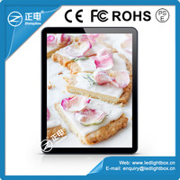 Storefront LED decoration and advertising light box