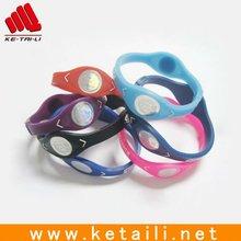 custom silicone watch band fashion wrist watch