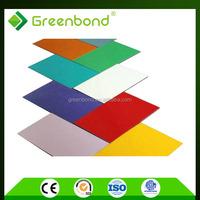 Greenbond fiberglass perforated wall cladding decorative panels