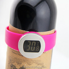 Wine Thermometer For Cider, Beer, Wine, Sake, Soda, Mead, Kefir, and Kombucha