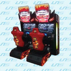Crazy Speed Twin Amusement simulator