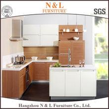 Classic PVC kitchen cabinets,kitchen unit, kitchen mat